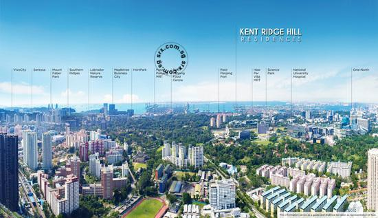 Kent Ridge Hill Residences project photo thumbnail