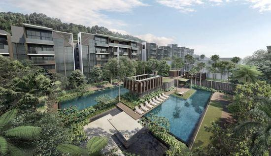 Kent Ridge Hill Residences photo thumbnail #9