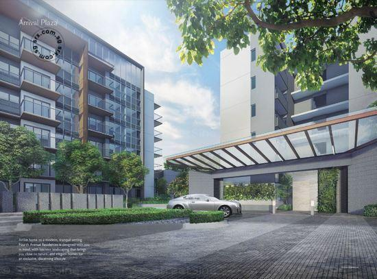 Fourth Avenue Residences #1955842