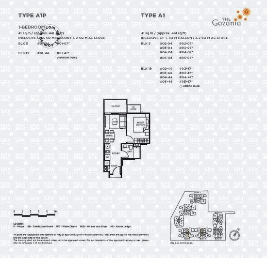 The Gazania (D19), Condominium #1983442