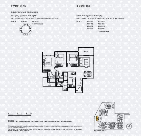 The Gazania (D19), Condominium #1983862