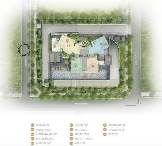 Meyer Park Apartments: One Meyer (D15), Apartment