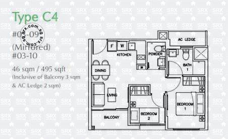 Rezi 24 (D14), Apartment #1979842