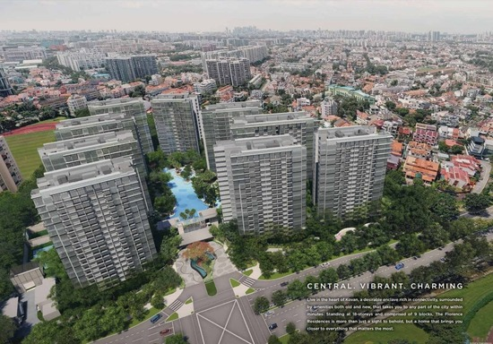 The Florence Residences project photo thumbnail