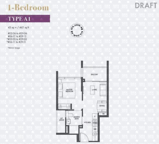Pullman Residences Newton (D11), Apartment #2016501