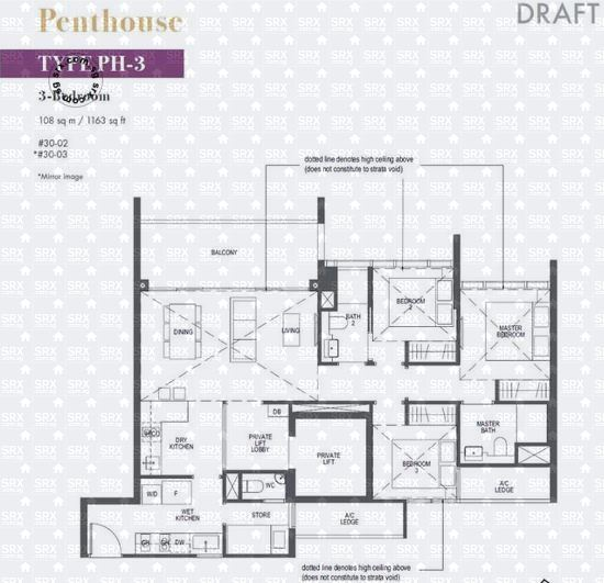 Pullman Residences Newton (D11), Apartment #2016711