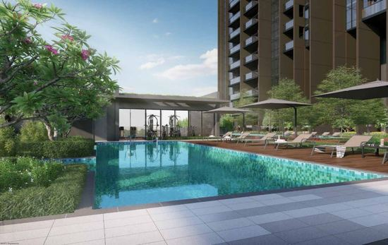 Pullman Residences Newton (D11), Apartment #2037981