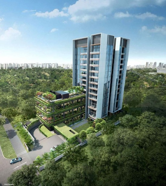 Sloane Residences (D10), Apartment #2023731