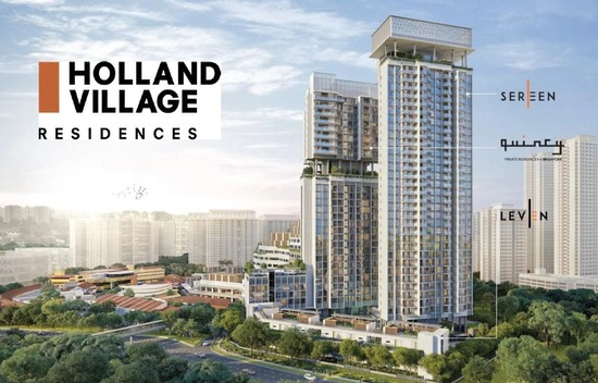 One Holland Village Residences (D10), Apartment #2022411