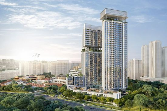 One Holland Village Residences project photo thumbnail