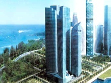 Marina Bay Suites project photo thumbnail