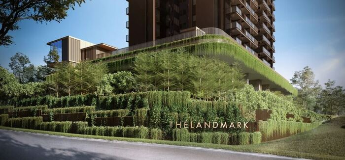 The Landmark (D3), Condominium #2048871