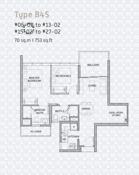 Verticus (D12), Apartment #2031921