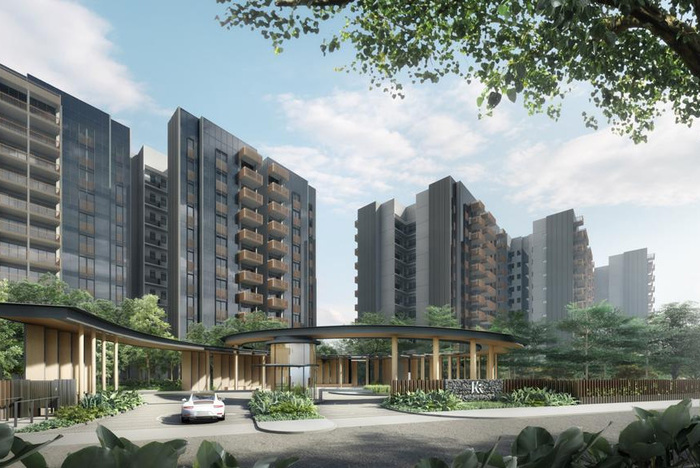 KI Residences at Brookvale (D21), Condominium #2052501