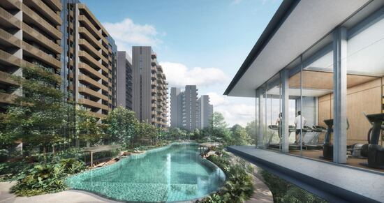 KI Residences at Brookvale (D21), Condominium #2052021