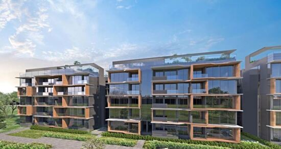 Peak Residence project photo thumbnail