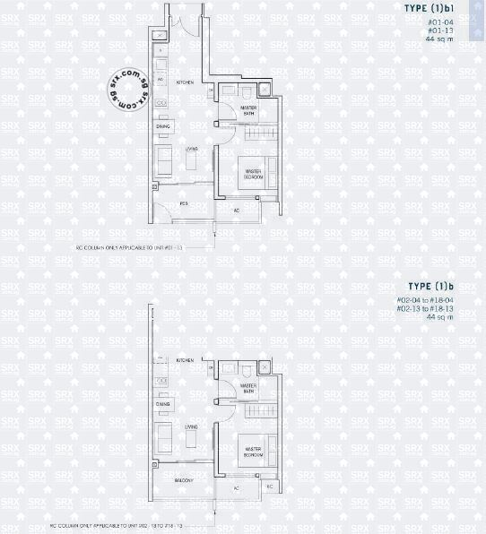 Penrose (D14), Apartment #2053911