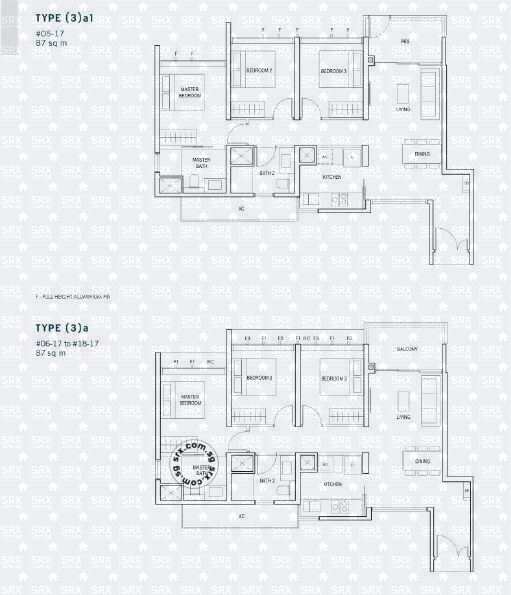 Penrose (D14), Apartment #2054181