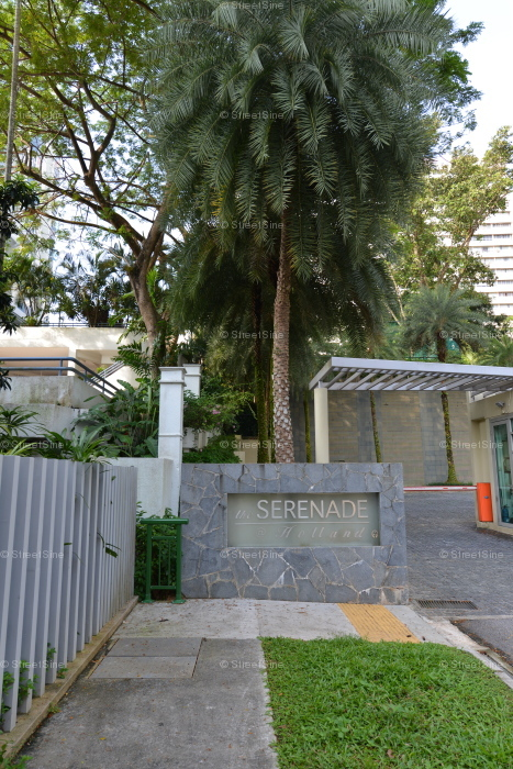 The Serenade @ Holland (D10), Condominium #14612