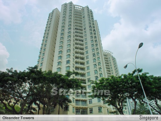Oleander Towers (D12), Apartment #2822