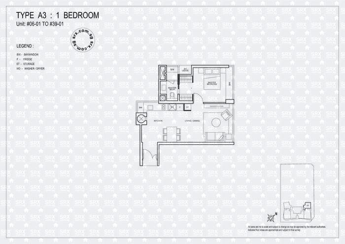Floor Plans For 76 Shenton Condo Srx Property