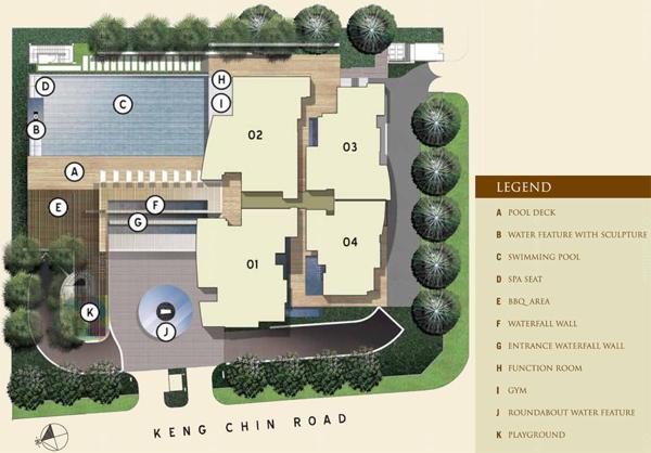 Floor Plans For Bellerive Condo Srx