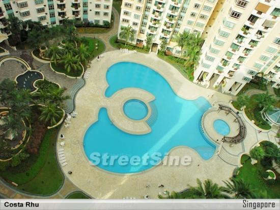 Floor Plans For Costa Rhu Drone And Condo Exclusive Costa Rhu Aerial View Interior Virtual Tour Srx Valuation Pricing Srx