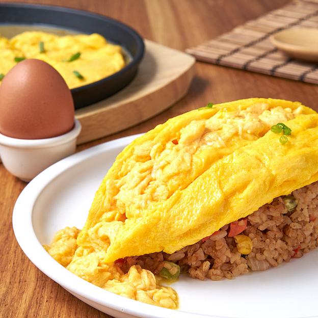 Japanese Omu Rice