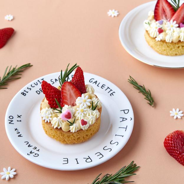 Strawberry Breton
