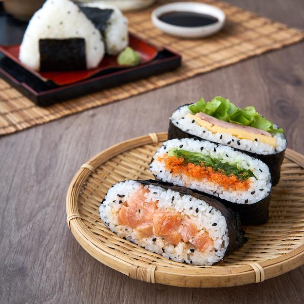 Okinawa Style Onigiri
