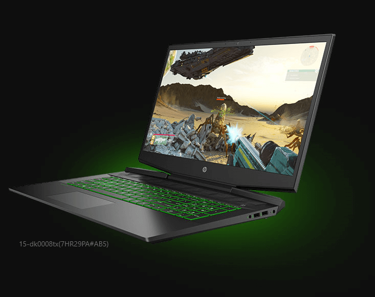 HP Pavilion Gaming Laptops