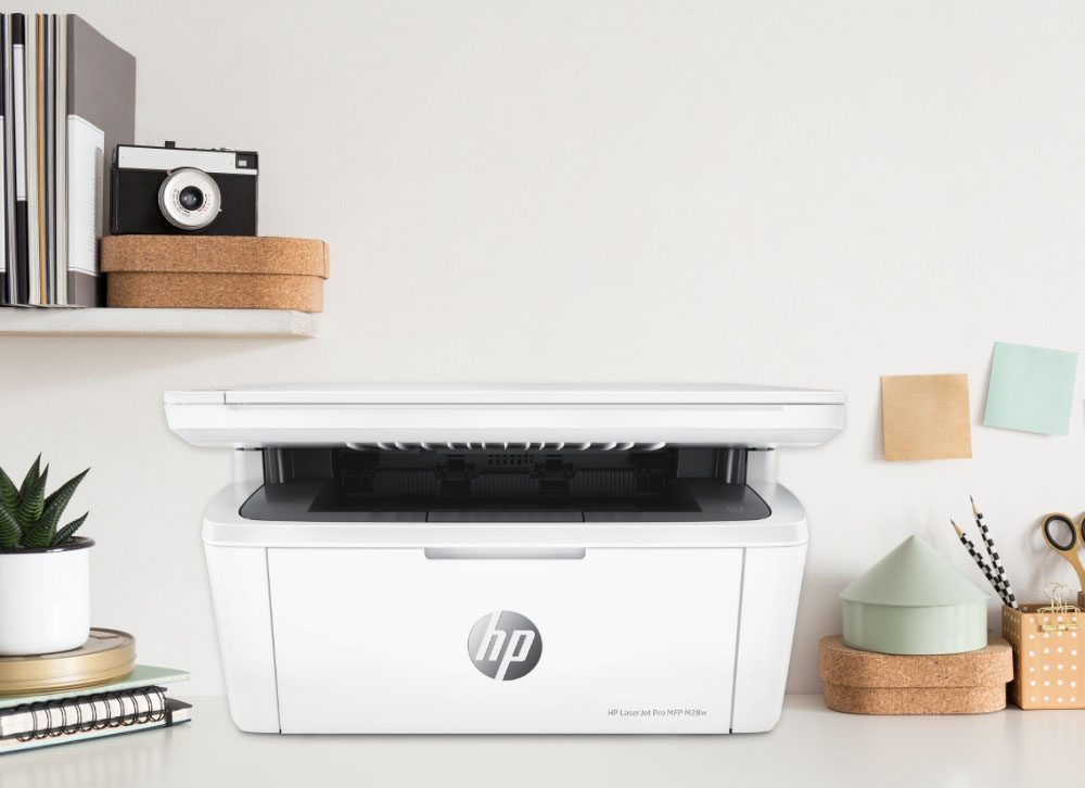 Fast printing that fits anywhere