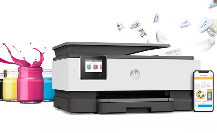 HP OfficeJet Pro 8020 Printer