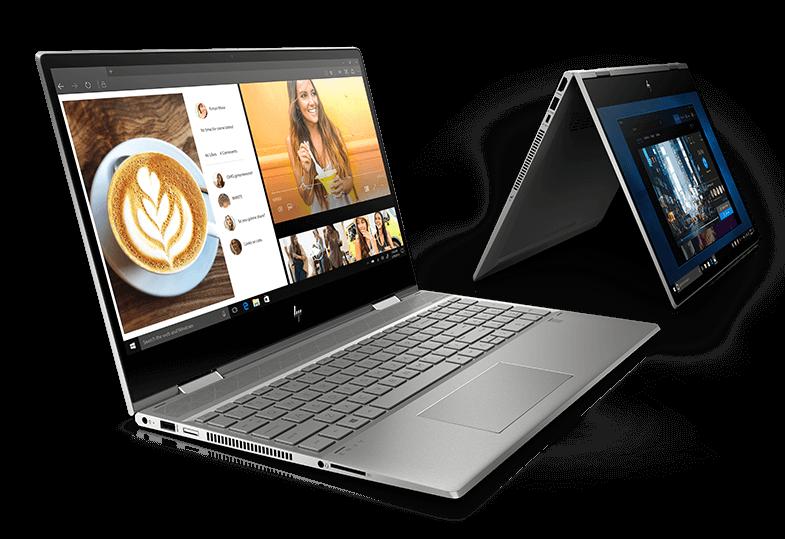 HP ENVY x360 Convertible PC