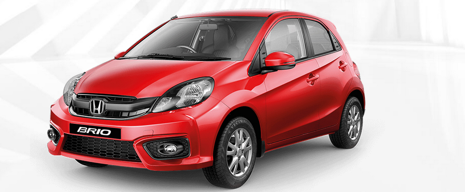 Honda Brio Virtual Brochure From Capital