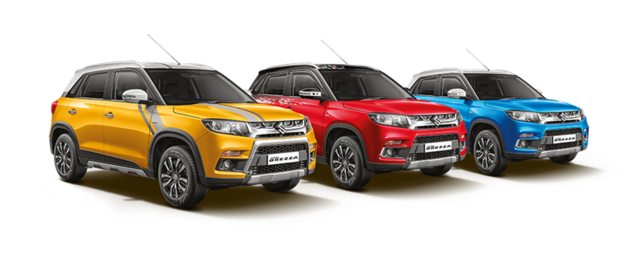 Maruti Suzuki Vitara Brezza On Road Price Pune Showrooms And