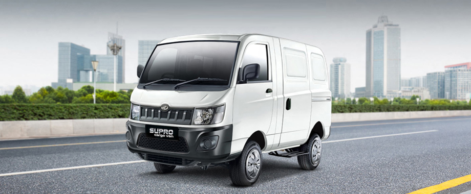 dca5971533 Mahindra Supro Cargo Van virtual brochure from Angel Auto Wheels ...