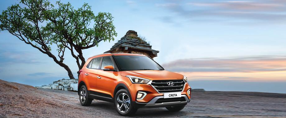 All New Hyundai Creta 2018 Dealers In Bangalore Creta Showroom In