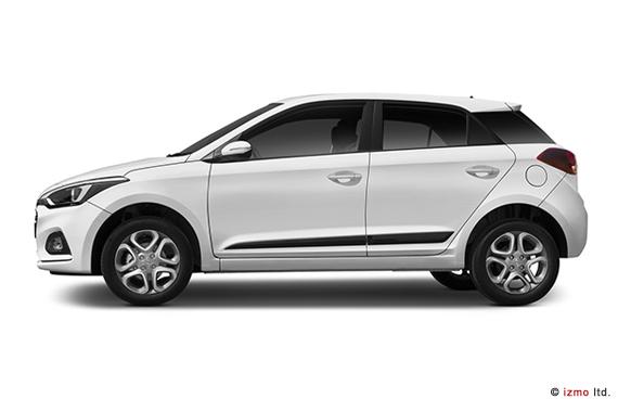 All New Hyundai Elite I20 Photo Gallery