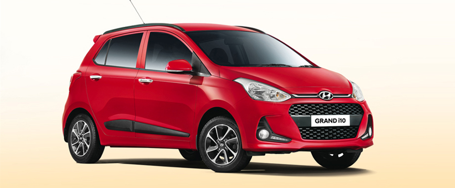 Ex Showroom And On Road Price For Hyundai Grand I10 Hatchback In