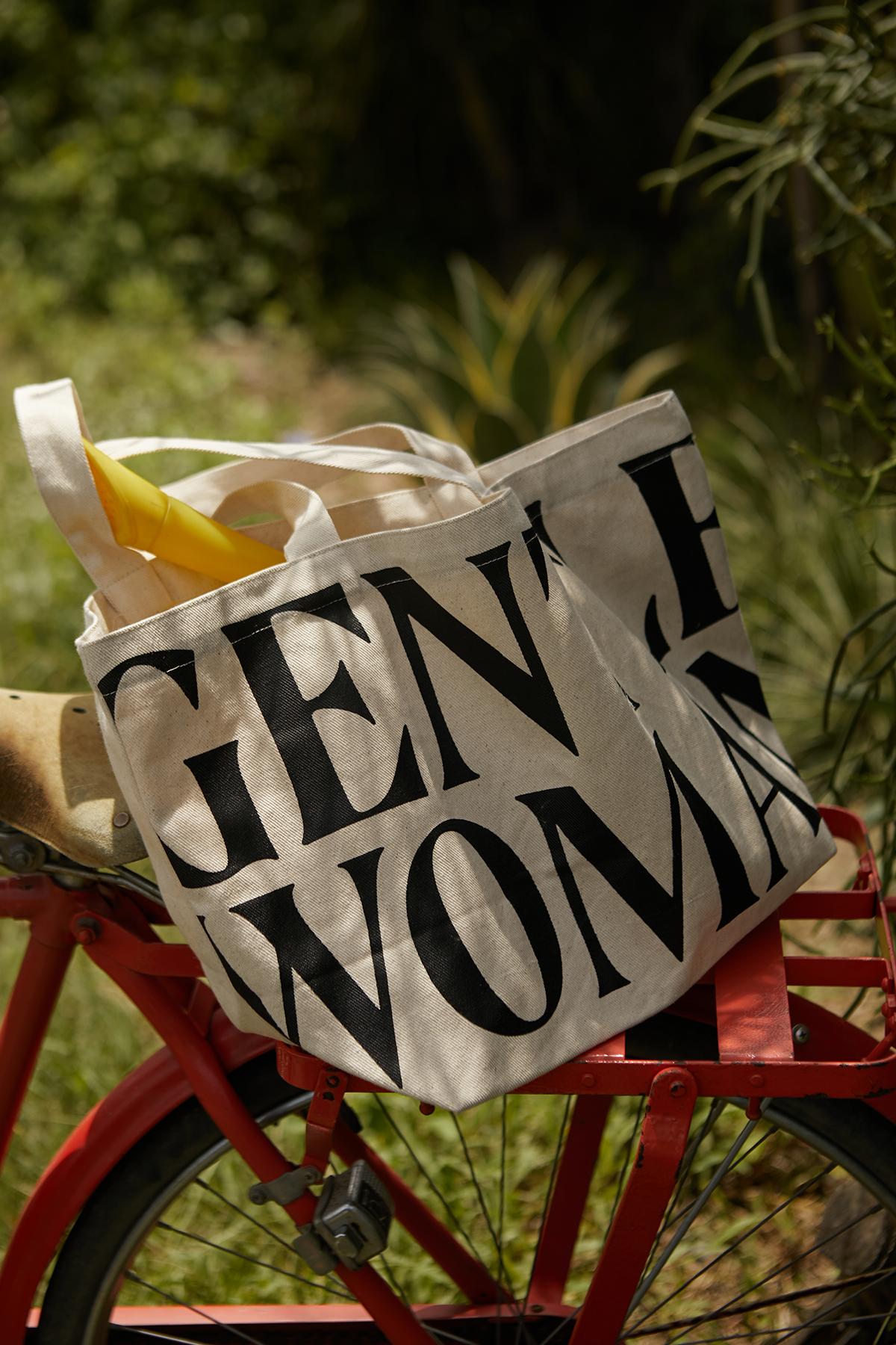 (Pre-order) GW Canvas Tote Bag - GCY018-3