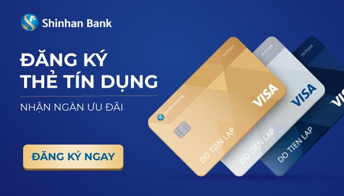 Chiến dịch tiếp thị liên kết của SHINHAN BANK