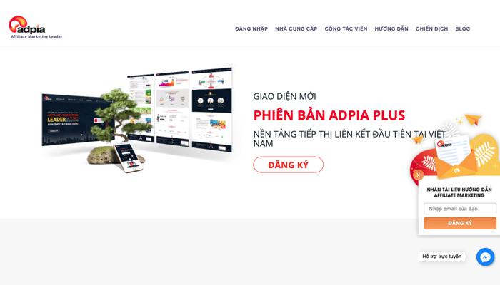ADPIA là gì? Kiếm tiền trên nền tảng tiếp thị liên kết ADPIA như thế nào?