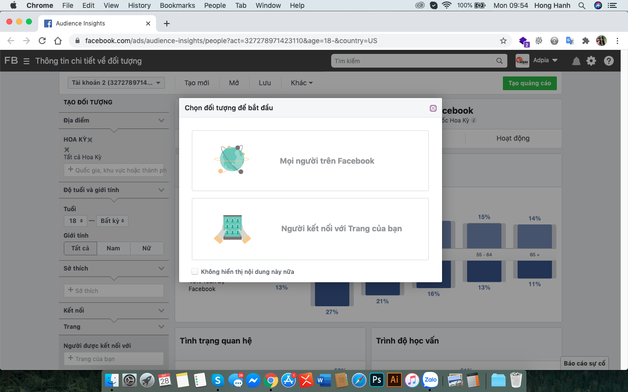 Công cụ phân tích khách hàng tiềm năng