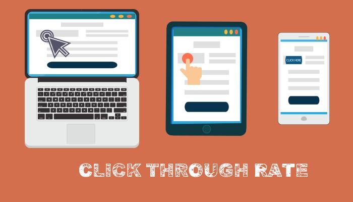 Chỉ số CTR là gì và có ảnh hưởng như thế nào đến quảng cáo tiếp thị?