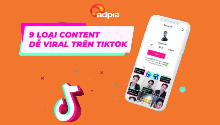 9 loại content viral dễ kiếm tiền Affiliate Marketing trên Tiktok