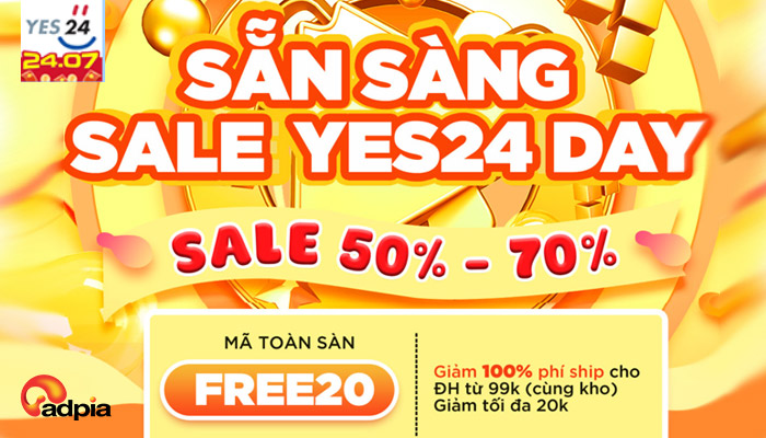 YES24-san-sang-sale-yes24-day