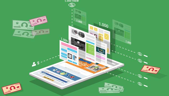 Kiếm tiền online trên nền tảng affiliate marketing