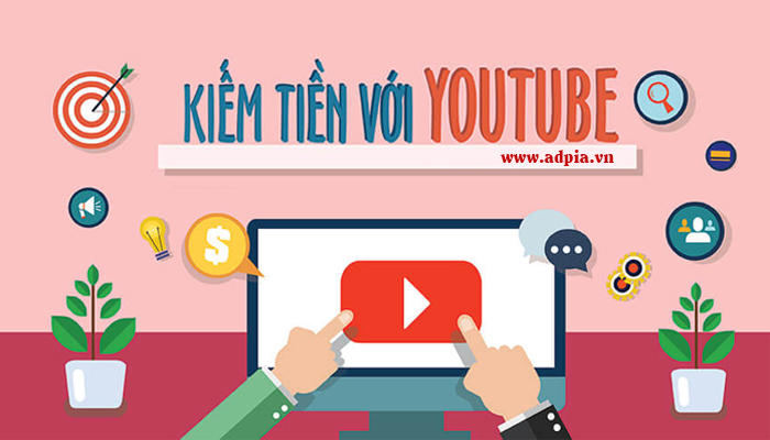 Kiếm tiền quảng cáo từ Youtube cần chuẩn bị những gì?