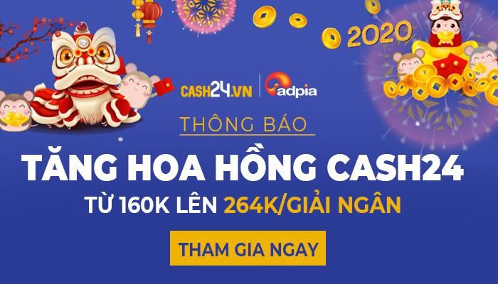tiếp thị liên kết tài chính cpacash24